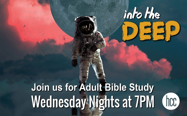 Into The Deep Adult Bible Study